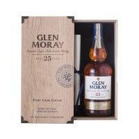 GLEN MORAY 25 YO PORT CASK FINISH 43% 0,7l