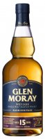 GLEN MORAY Heritage 15 YO Scotch Whisky 40% 0,7l