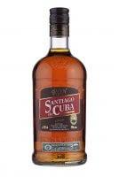 Santiago de Cuba Aňejo 38% 0,7l